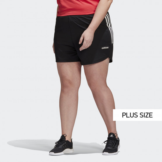 adidas Performance Designed 2 Move Women's Plus Size Shorts