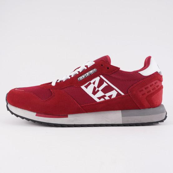 Napapijri Cherry Red Men's Shoes