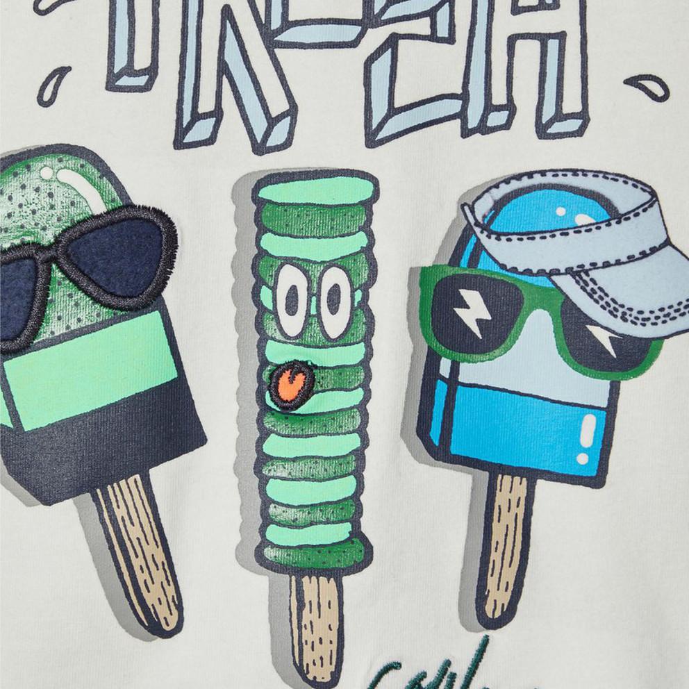 Name it Ice-Cream Kids' T-Shirt