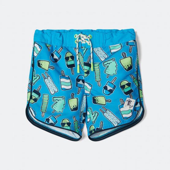 Name it Ice Cream Print Shorts