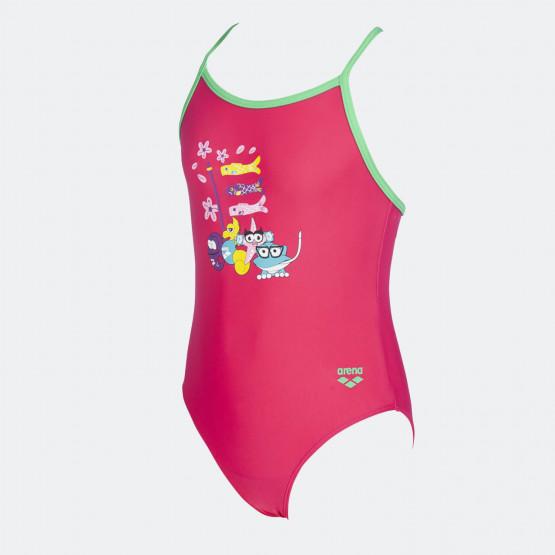 Arena Awt Girls' Swimsuit
