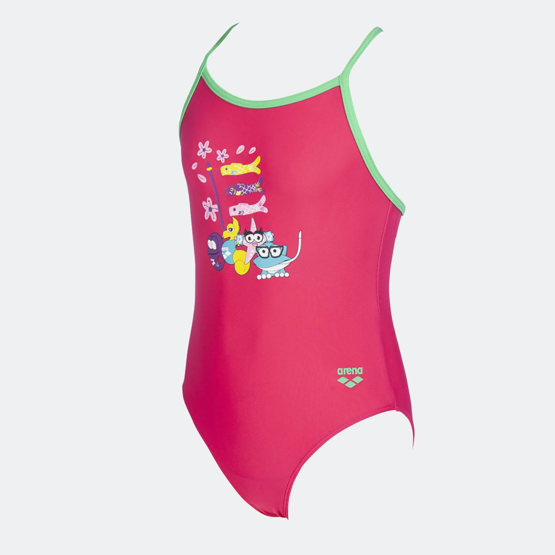 Arena Awt Girls' Swimsuit (9000050054_15250)