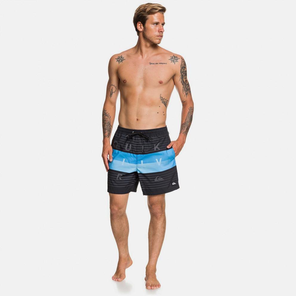 Quiksilver Word Block Men's Swim Shorts