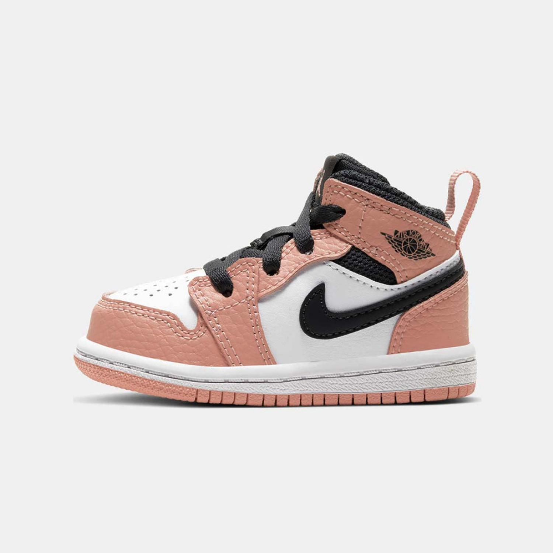 Jordan 1 Mid (Td) Infants' Shoes (9000052986_45581)