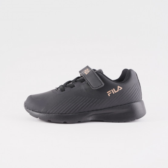 Fila Hunter V. Leather Kids' Shoes
