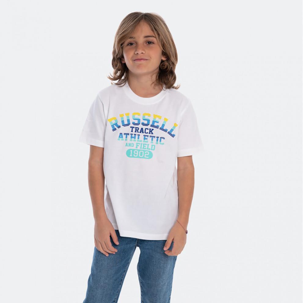 Russell Athletic Track Παιδική Μπλούζα
