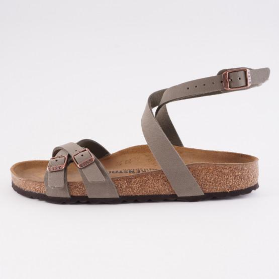 Birkenstock Classic Blanca Stone Women's Sandals