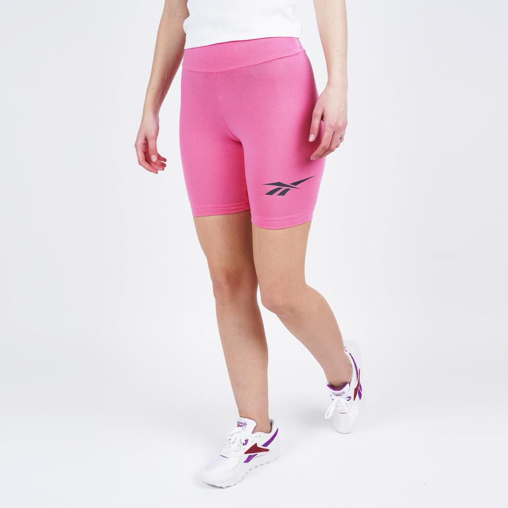 Reebok Classics Vector Logo Women'S Bike Shorts
