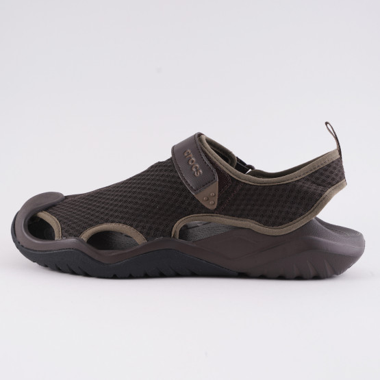 Crocs Swiftwater Mesh Deck Μen's Sandals