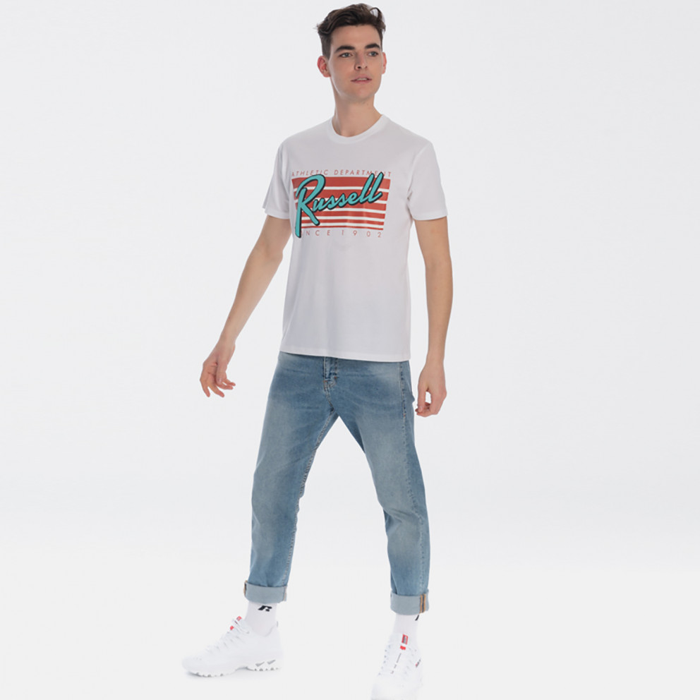 Russell Athletic Miami Crewneck Men's T-Shirt