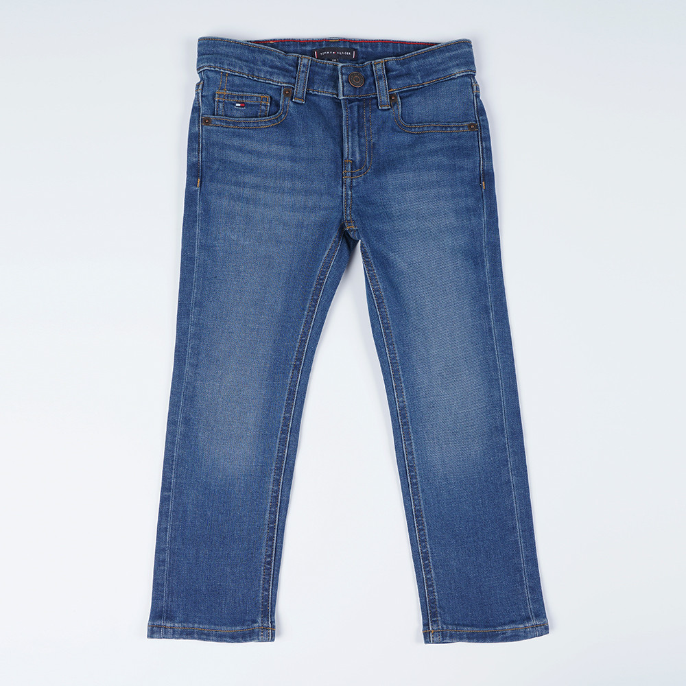 Tommy Jeans 1985Kids' Straight Fade Jeans (9000051248_45160)