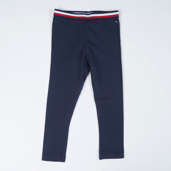 Tommy Jeans Essential Signature Tape Girls' Leggings