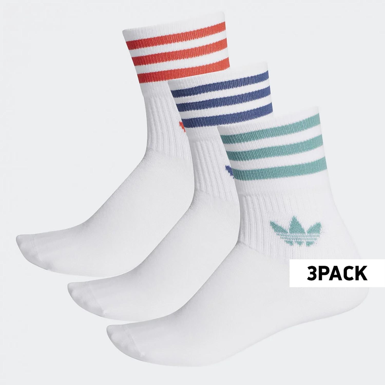 adidas Originals Mid-Cut Crew Socks (9000045358_13454)