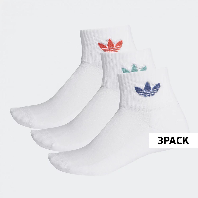 adidas Originals Mid-Cut Crew Socks (9000045359_43528)