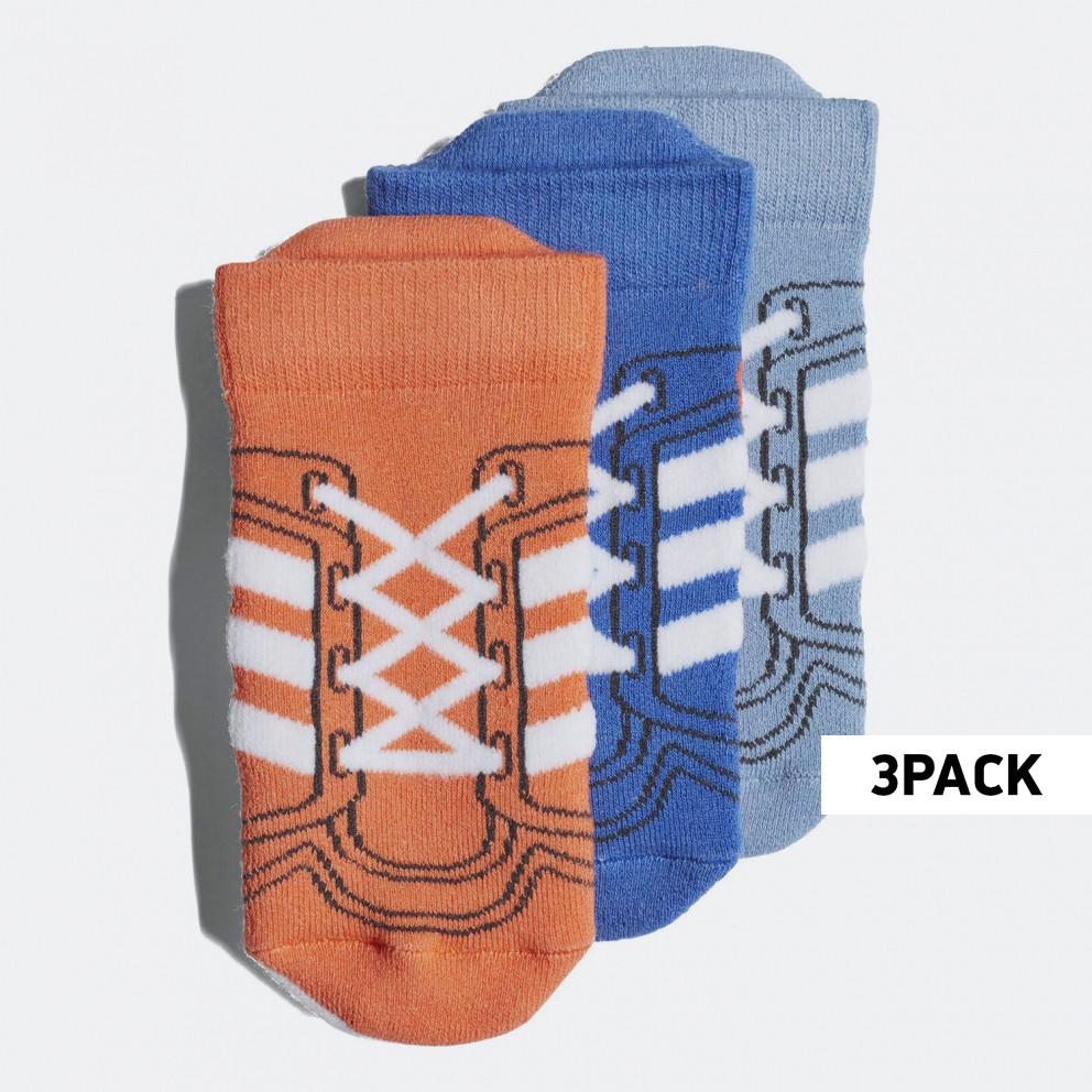 adidas Performance 3-Pack Infants' Socks