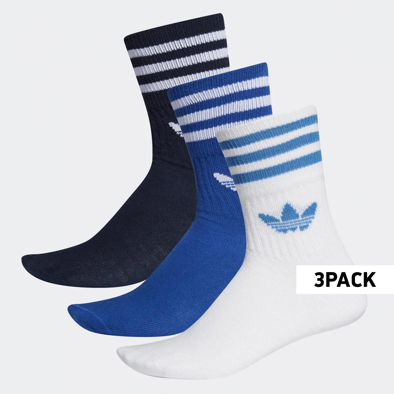 adidas Originals Mid-Cut Crew Socks (9000031751_31649)