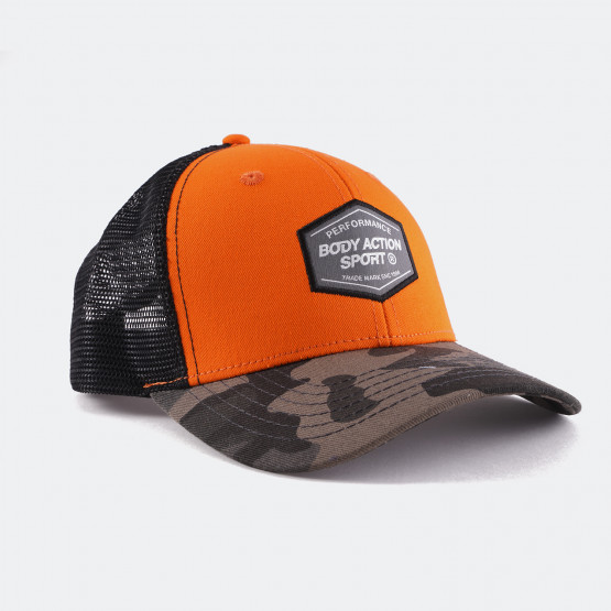 Body Action Unisex Camo Baseball Cap