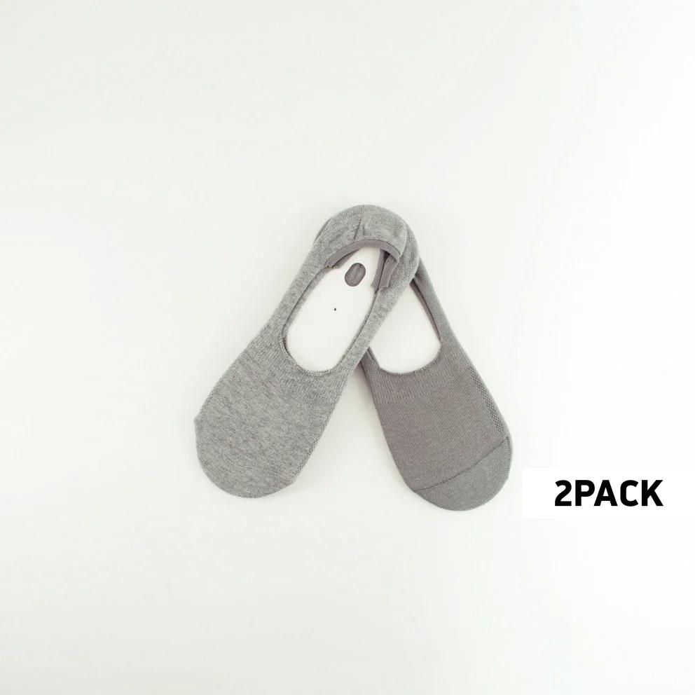 Levi's 168Sf Low Rise 2Pack Κάλτσες (9000050693_40051)