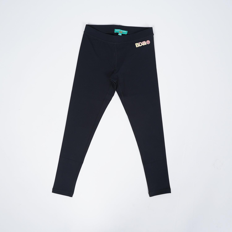 Body Action Girls' Basic Leggings (9000050086_1899)