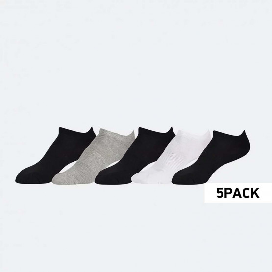 Cosmos Sport Trainer 5-Pack  Socks