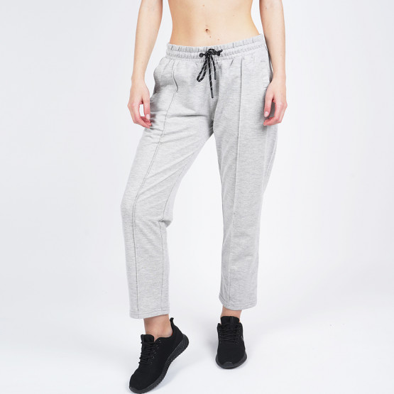 Body Action Women's Cropped Track Pants