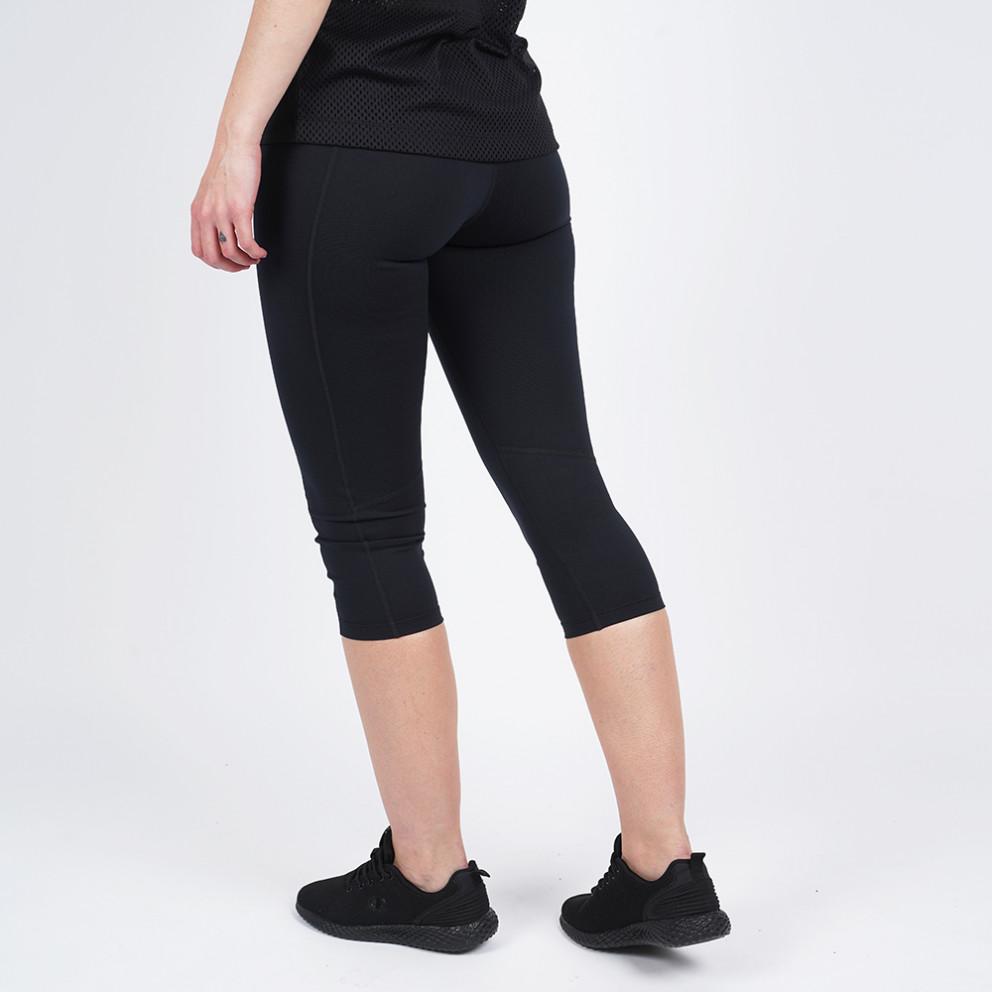 Body Action Rrunning Women's Capri Leggings