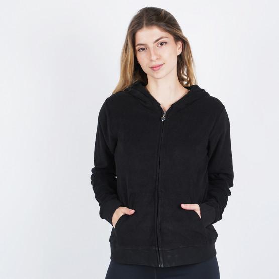 Body Action Women's Hoodie Jacket