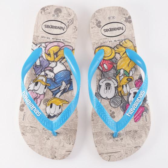 Havaianas Disney Unisex Flip Flops