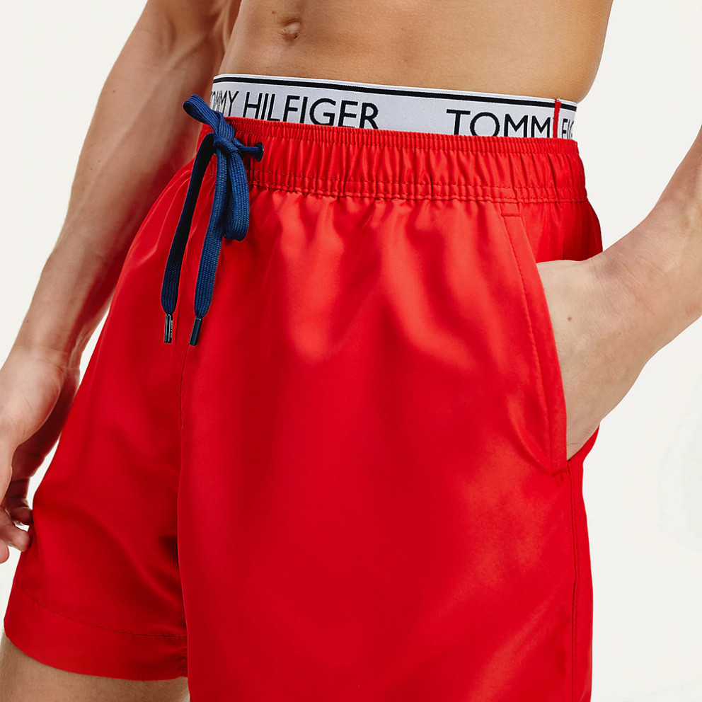 Tommy Jeans Double Waistband Men'S Swim Shorts