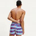 Tommy Jeans All-Over Logo Men's Swim Shorts