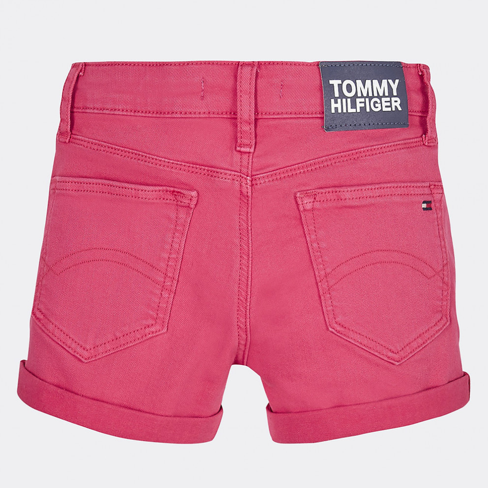 Tommy Jeans Nora Water Repellent Kids' Shorts