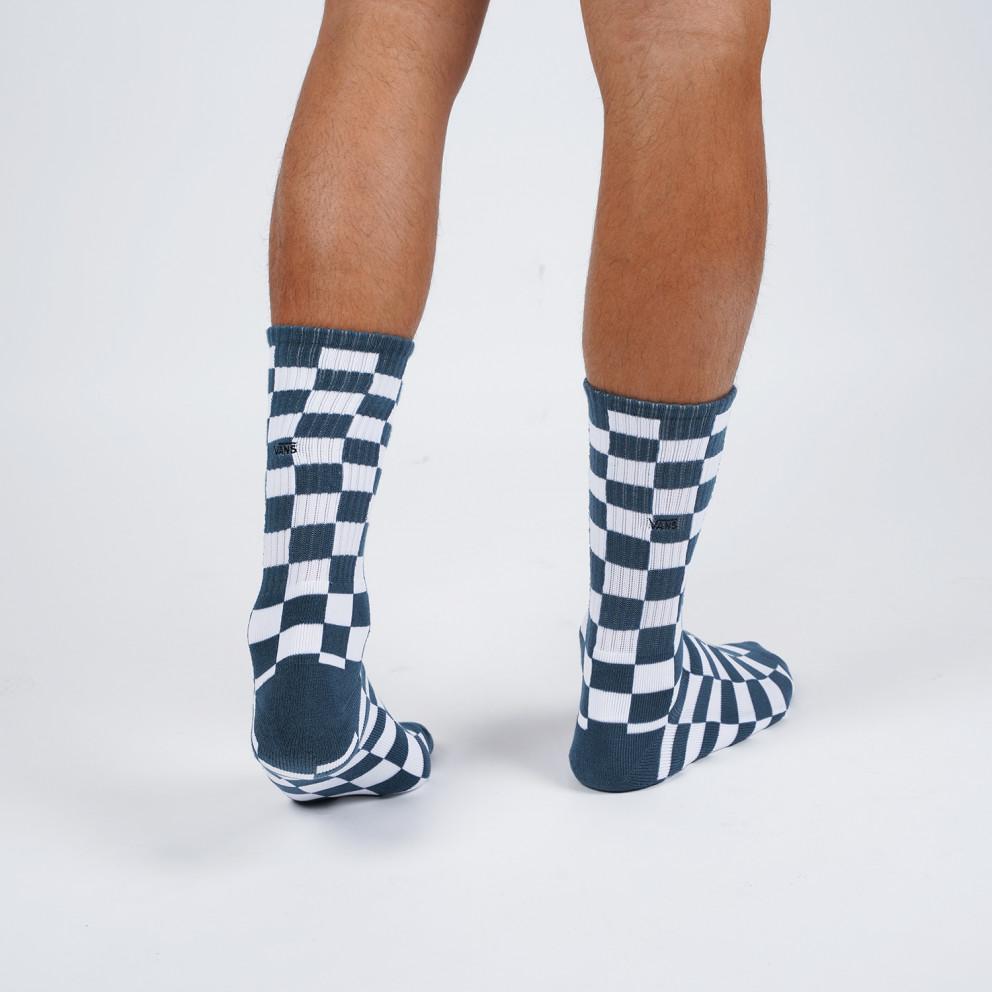 Vans Checkerboard Crew Men's Socks