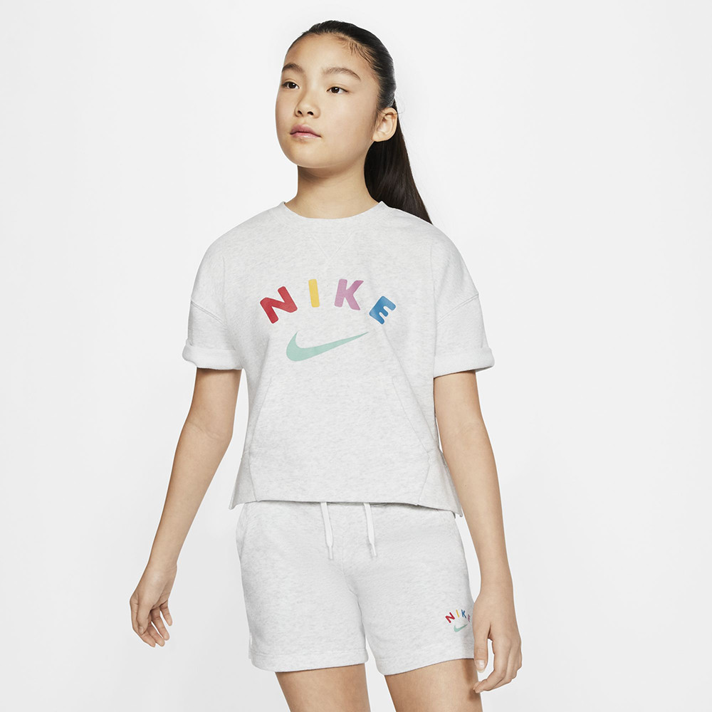 Nike Sportswear Girls' Crew (9000052571_16705)