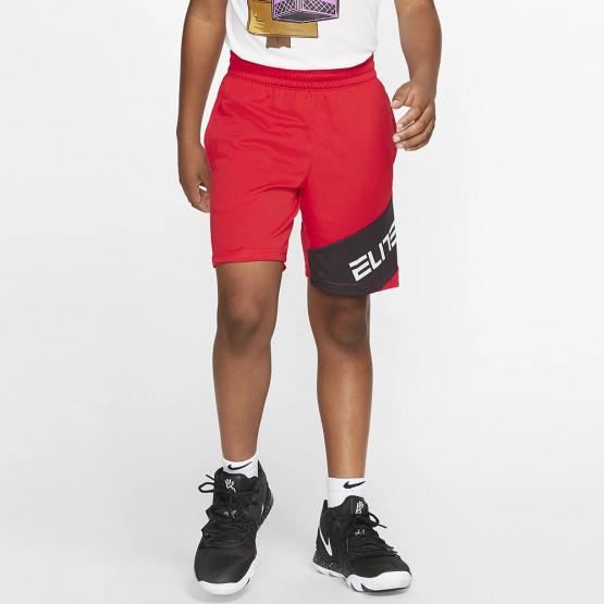 Nike Sportswear Elite Kids' Graphic Basketball Shorts