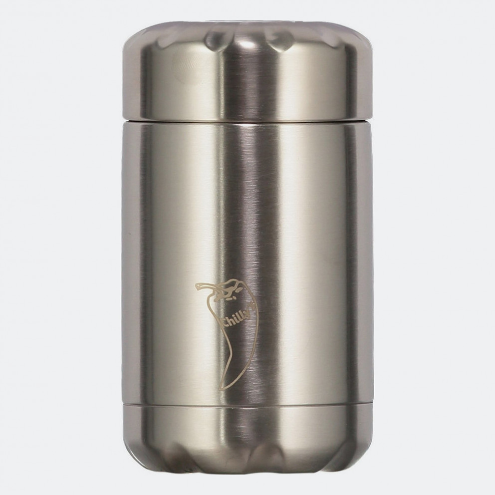 Chilly's Food Pot 300Ml - Silver