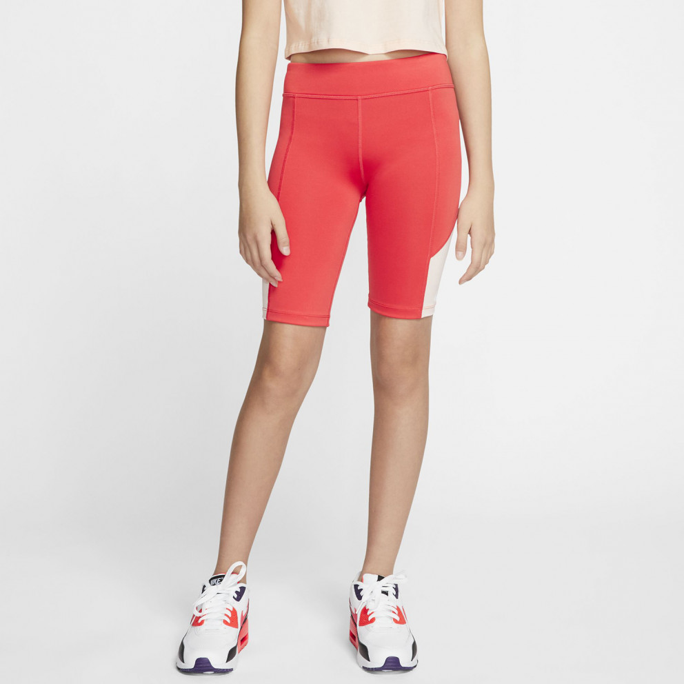 Nike Sportswear Girl's Trophy Bike Short 9In