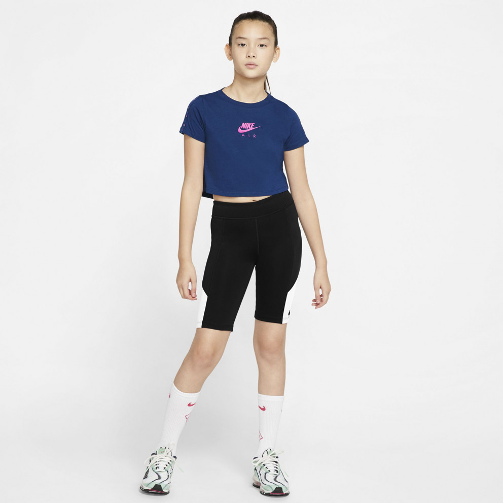 Nike Sportswear Girl's Trophy Bike Short 9In