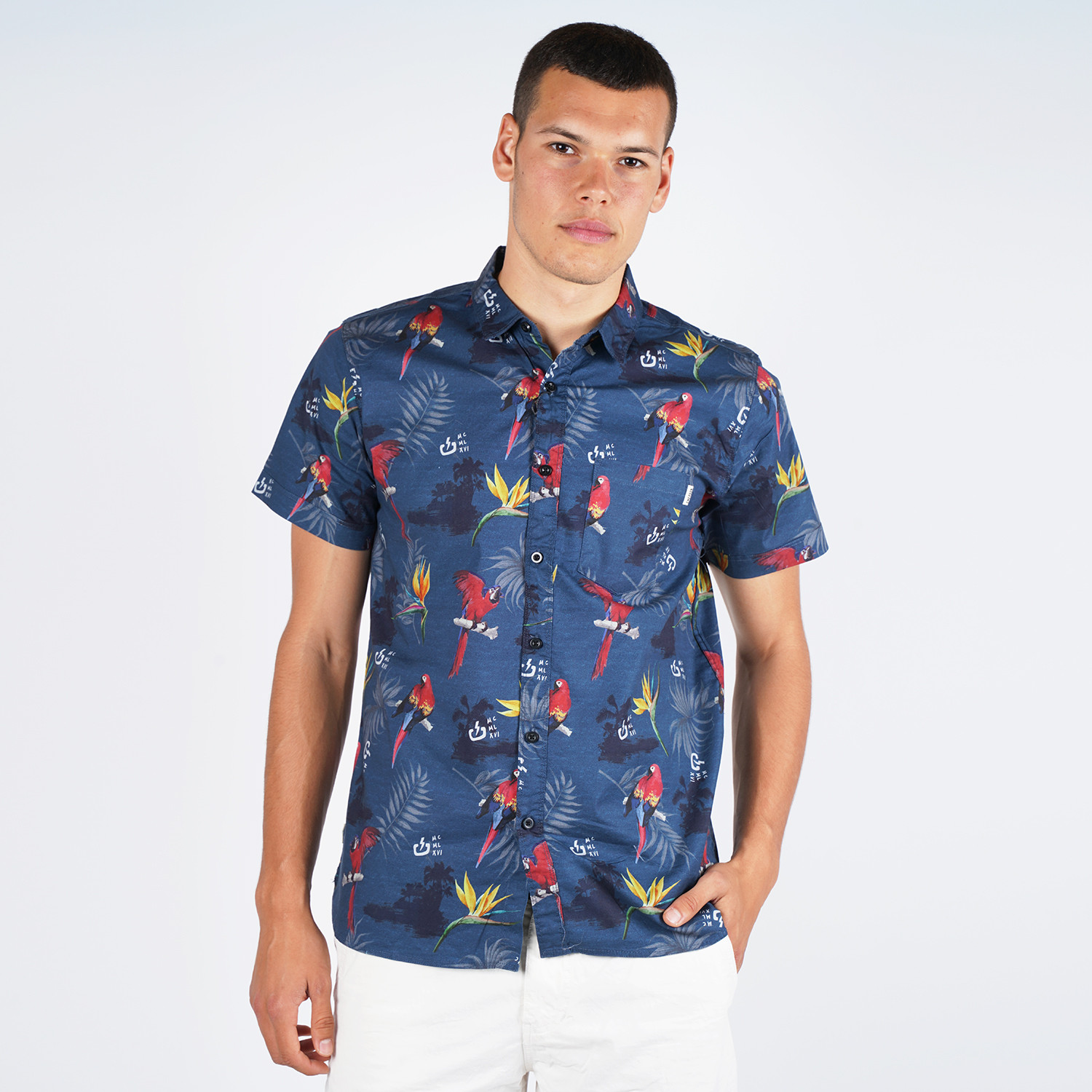 Emerson Men's S/s Shirts (9000048646_43934)