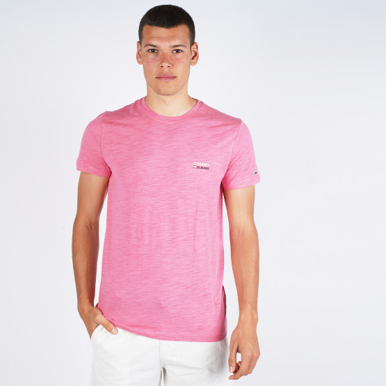 Tommy Jeans Texture Logo Men's Tee