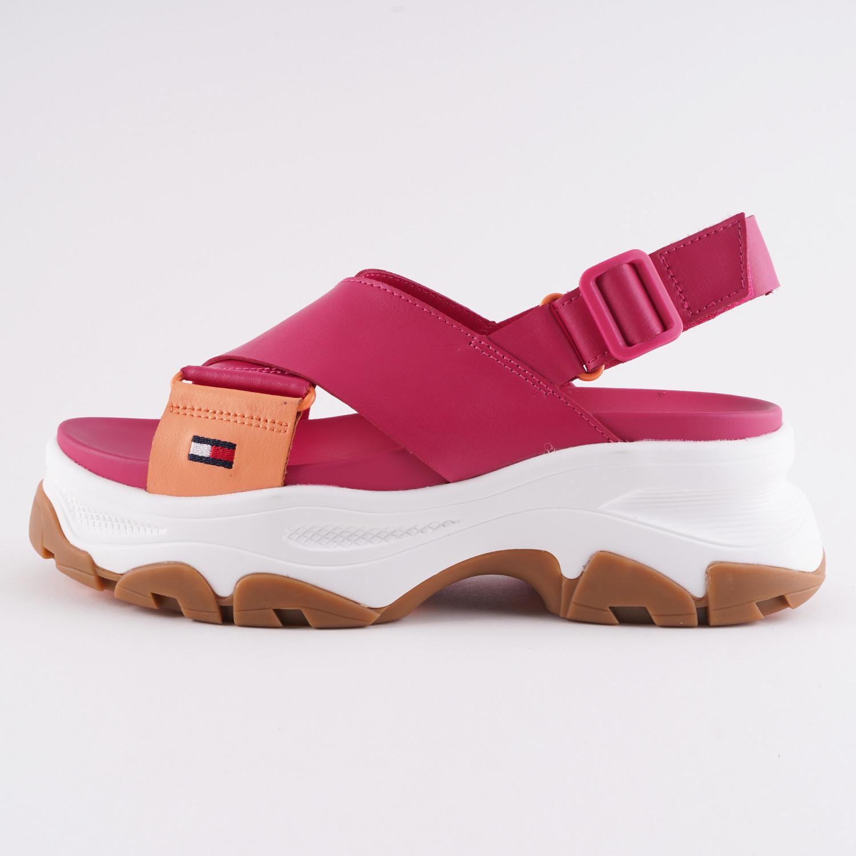 Tommy Jeans Color Block Hybrid Sandal (9000051055_45081)