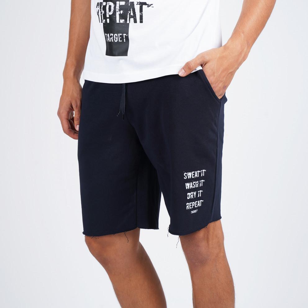 Target Men's Βερμουδα Axn.φουτερ ''sweat''