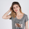 "Target Women's Loose Top Καλτσα 1/30  ""don΄τ Be The Shame"""
