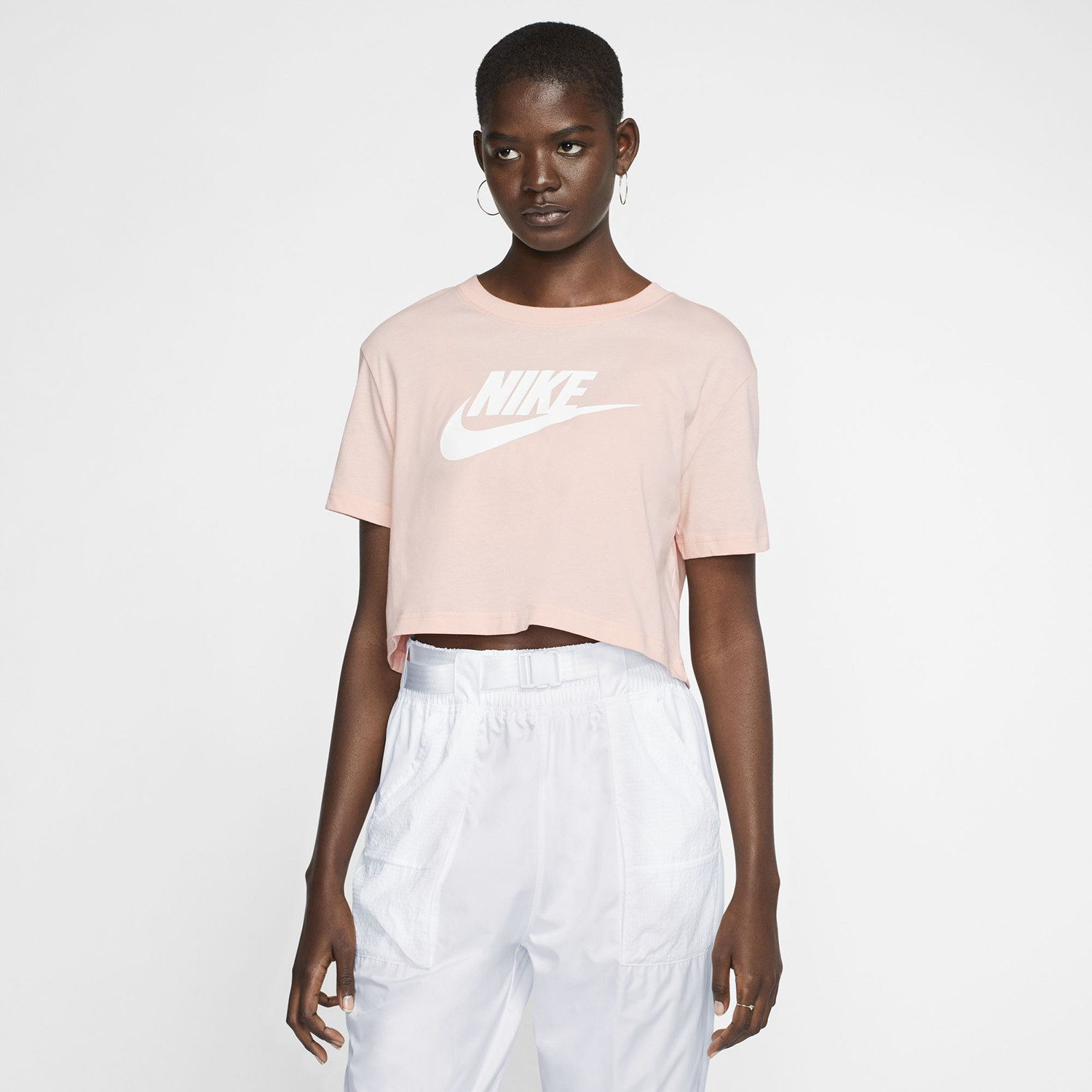 Nike Sportswear Essential Crop T-Shirt (9000052402_45378)