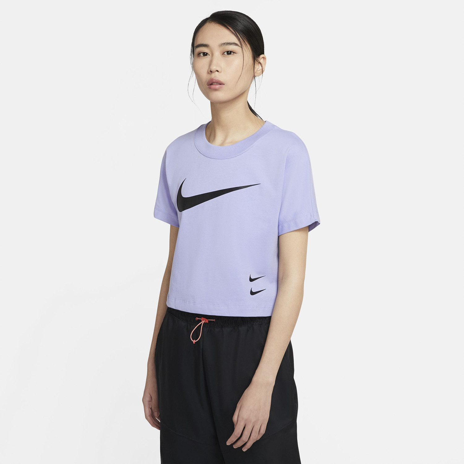 Nike Swoosh Women's Crop Top (9000052470_45426)