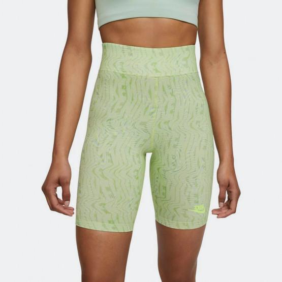 Nike Sportswear Women's Festival Aop  Bike Short