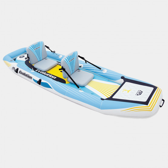 AQUA MARINA Evolution 2-Persons Inflatable Kayak A - Καγιάκ 340 x 105 x 20 cm