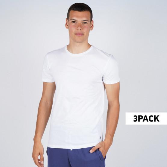 Polo Ralph Lauren S/S Crew-3 Pack-Crew Undershirt