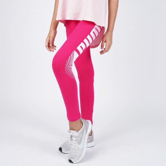 Puma Essential Graphic Girl's Leggings