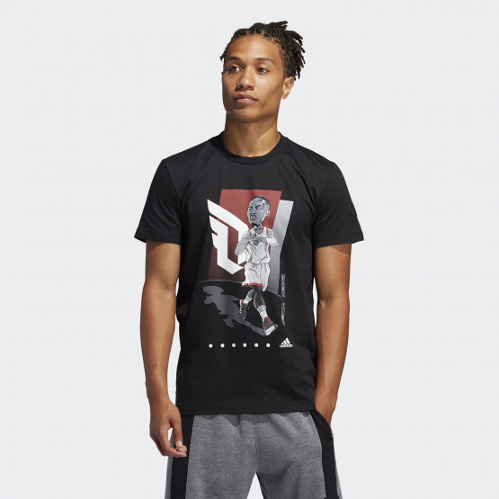adidas Dame Geek Up Men's Tee