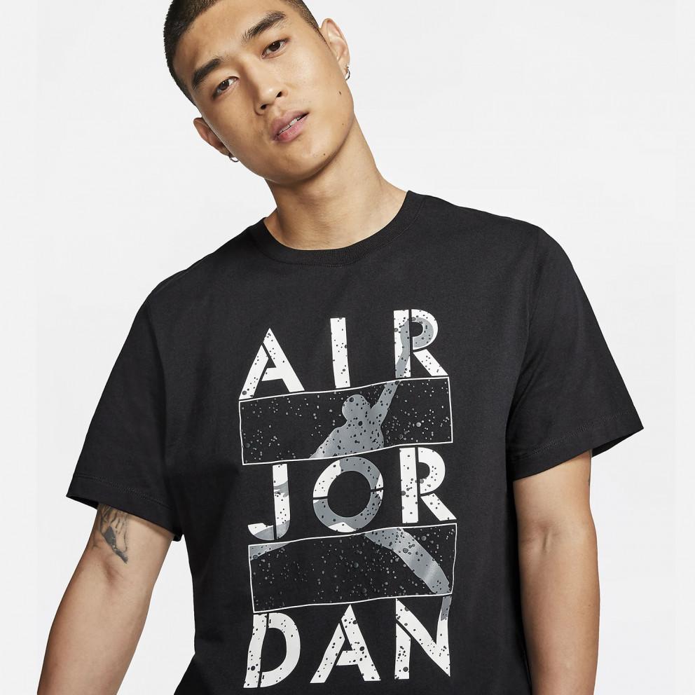 Jordan Men's Stencil T-Shirt